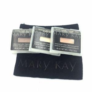 MARY KAY Mineral Eyeshadow Bundle